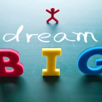 On dreaming bigger